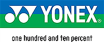 Partnered with Yonex