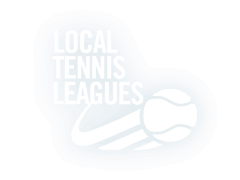 Local tennis leagues