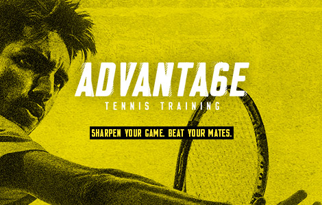 Tennis for Kids, great tennis courses for kids aged 5-8. In partnership with Highland Spring