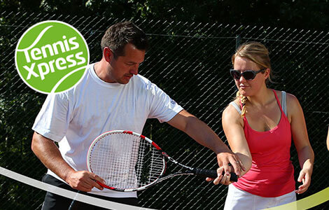 Tennis Xpress, A great way to start learning how to play tennis