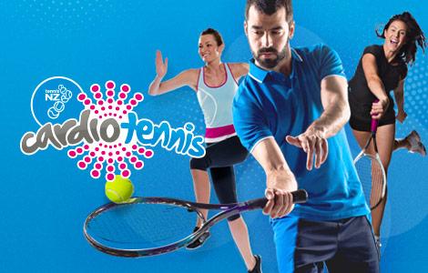 Tennis New Zealand Cardio Tennis