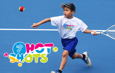 Tennis New Zealand Hot Shots