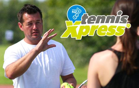 Tennis New Zealand Tennis Xpress