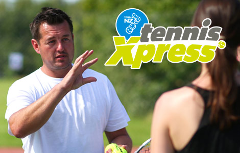 Tennis New Zealand Tennis Xpress