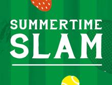 Benenden Summer time slam theme